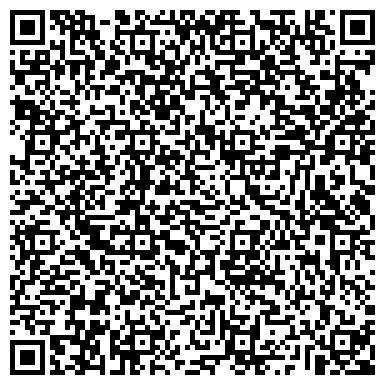 QR-код с контактной информацией организации ИРБИС ВОЕННО-СПОРТИВНЫЙ КЛУБ МОУ ДОД