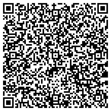 QR-код с контактной информацией организации ИСКРА ЦЕНТР МОЛОДЕЖНО-ТЕХНИЧЕСКИХ ВИДОВ СПОРТА