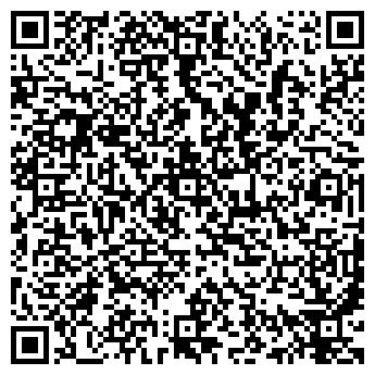 QR-код с контактной информацией организации ОБЛАСТНАЯ ФЕДЕРАЦИЯ ПО БАДМИНТОНУ