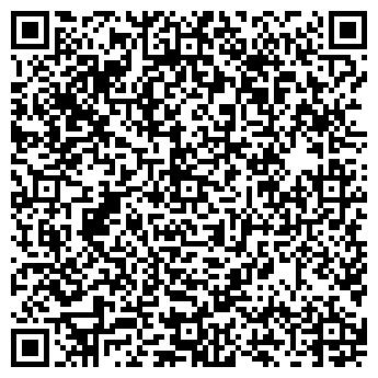 QR-код с контактной информацией организации ОБЛАСТНАЯ ФЕДЕРАЦИЯ ПО БИАТЛОНУ