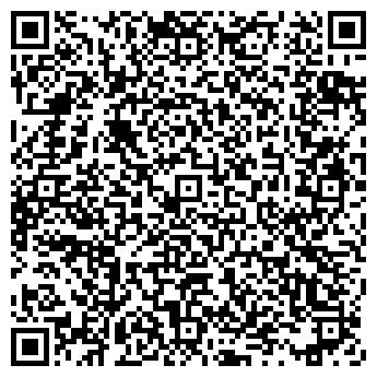 QR-код с контактной информацией организации ОКТАН ДЕТСКИЙ ФУТБОЛЬНЫЙ КЛУБ