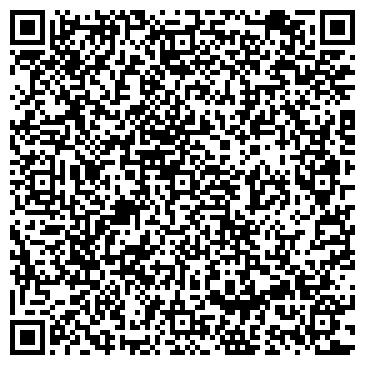 QR-код с контактной информацией организации ПЕРМСКАЯ ОБЛАСТНАЯ ФЕДЕРАЦИЯ БОРЬБЫ САМБО