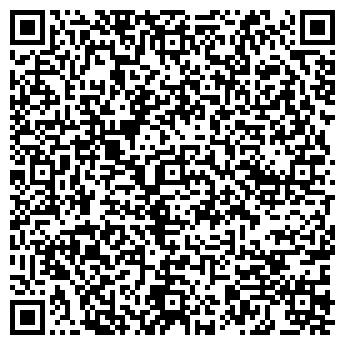 QR-код с контактной информацией организации CentralAsia Company