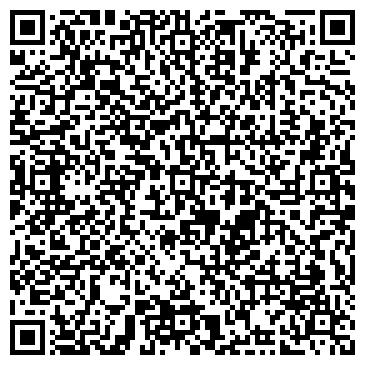 QR-код с контактной информацией организации ПЕРМСКАЯ ОБЛАСТНАЯ ФЕДЕРАЦИЯ ВЕЛОСПОРТА