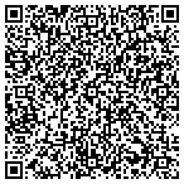 QR-код с контактной информацией организации ПЕРМСКАЯ ОБЛАСТНАЯ ФЕДЕРАЦИЯ ДЗЮДО