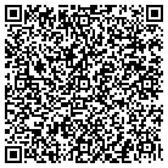 QR-код с контактной информацией организации РУБИН ДОМ СПОРТА