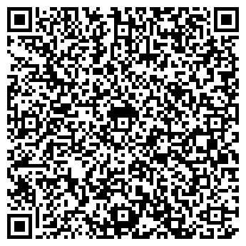 QR-код с контактной информацией организации Аквалэнд, ОДО