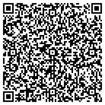 QR-код с контактной информацией организации КанКрип, ООО