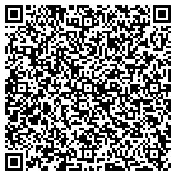 QR-код с контактной информацией организации Завод ВИЗАС, ОАО