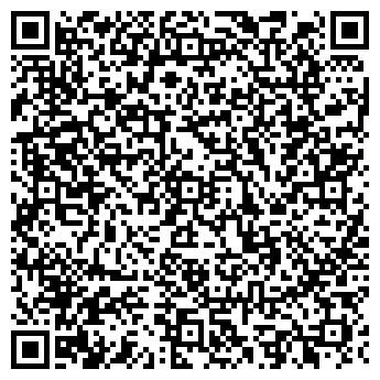 QR-код с контактной информацией организации ООО Пластик Хаус