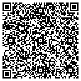 QR-код с контактной информацией организации Буд-Техноком