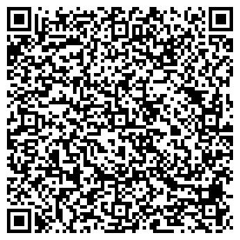 QR-код с контактной информацией организации Автогараж, ООО