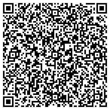 QR-код с контактной информацией организации ФЕДЕРАЦИЯ ДЗЮДО МОТОВИЛИХИНСКОГО РАЙОНА