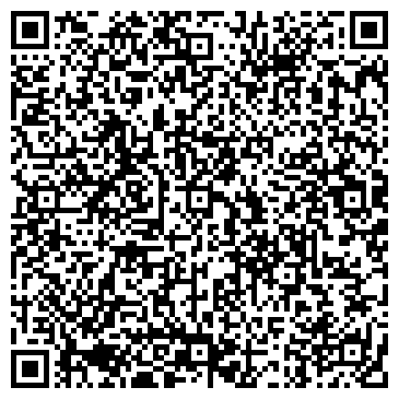 QR-код с контактной информацией организации ФЕДЕРАЦИЯ НАСТОЛЬНОГО ТЕННИСА ПЕРМСКАЯ ОО