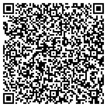 QR-код с контактной информацией организации ФЕДЕРАЦИЯ ШЕЙПИНГА Г. ПЕРМИ