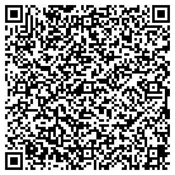QR-код с контактной информацией организации POWER ALLIANCE