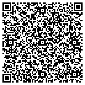 QR-код с контактной информацией организации Всё для детОК