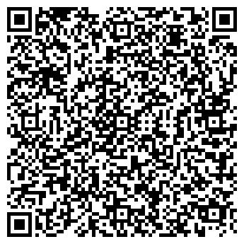QR-код с контактной информацией организации ООО «Теплоактив»