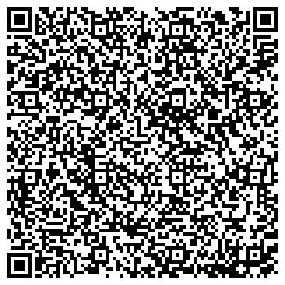 QR-код с контактной информацией организации ОБЛАСТНОЙ ЦЕНТР ИЗУЧЕНИЯ УШУ НЕГОСУДАРСТВЕННОЕ УЧРЕЖДЕНИЕ ДОПОЛНИТЕЛЬНОГО ОБРАЗОВАНИЯ
