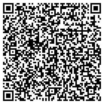QR-код с контактной информацией организации Русский Лес