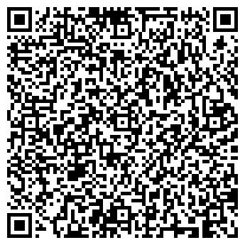 QR-код с контактной информацией организации ООО Салюд
