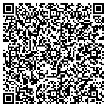 QR-код с контактной информацией организации Донфорс, ЧП