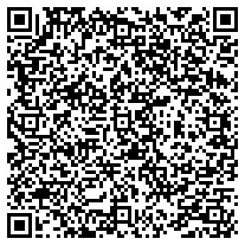 QR-код с контактной информацией организации к\х Базарбай