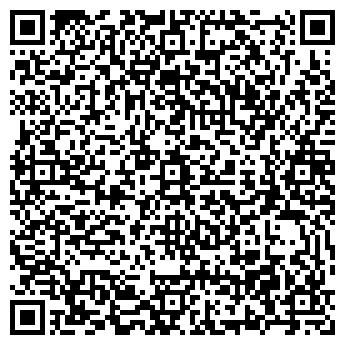 QR-код с контактной информацией организации ТОО «Меганикс»