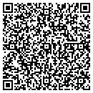 QR-код с контактной информацией организации ТЕАТР У МОСТА