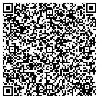 QR-код с контактной информацией организации Чистый воздух