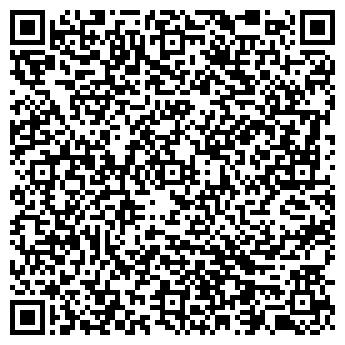 QR-код с контактной информацией организации ВентПроект, ЧП