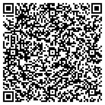 QR-код с контактной информацией организации Еврокрепеж, ИП