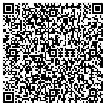 QR-код с контактной информацией организации МегаМэн, ЧП