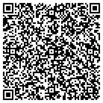 QR-код с контактной информацией организации ООО «АМЖ Cервис»