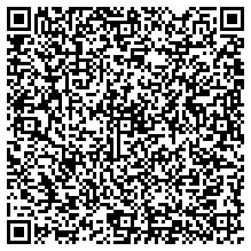 QR-код с контактной информацией организации Течгарден, ЧП