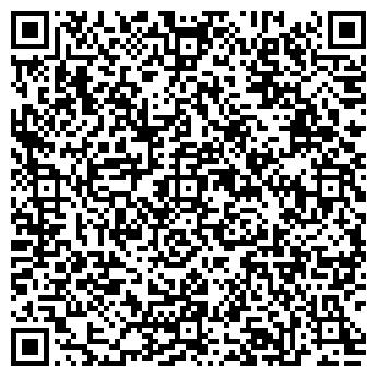 QR-код с контактной информацией организации Простир Трейд, ООО