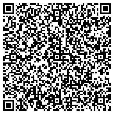 QR-код с контактной информацией организации АМС, ООО