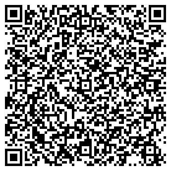QR-код с контактной информацией организации Полимет, ООО