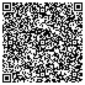 QR-код с контактной информацией организации Модный работник, ТОО