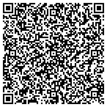 QR-код с контактной информацией организации типография Хабар-Сервис