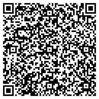 QR-код с контактной информацией организации ООО НПФ МАРШ