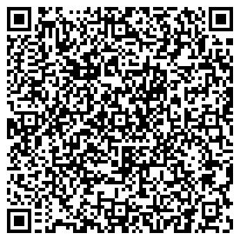 QR-код с контактной информацией организации Датафарм, ИП
