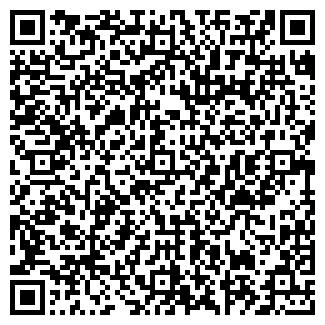 QR-код с контактной информацией организации ПАНДА