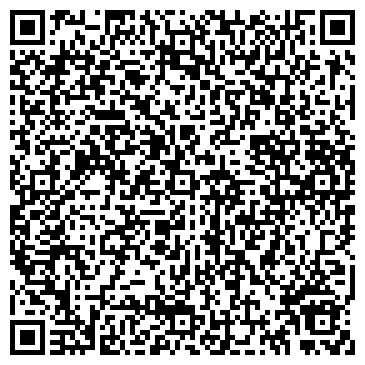 QR-код с контактной информацией организации Воздушные технологии, ЧУП