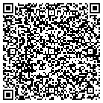 QR-код с контактной информацией организации ФОП Яник А.