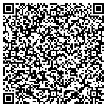 QR-код с контактной информацией организации ТИАРА ГРАНД
