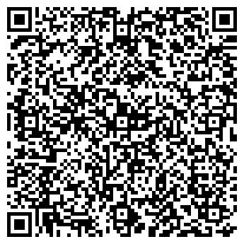 QR-код с контактной информацией организации АВК-Пром, ООО