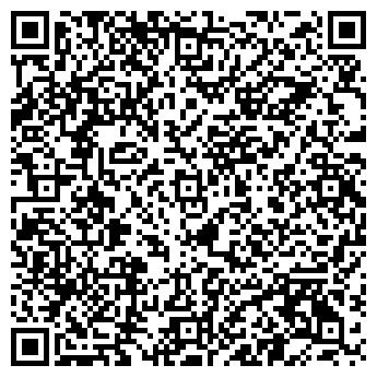 QR-код с контактной информацией организации Техноас, ЧП