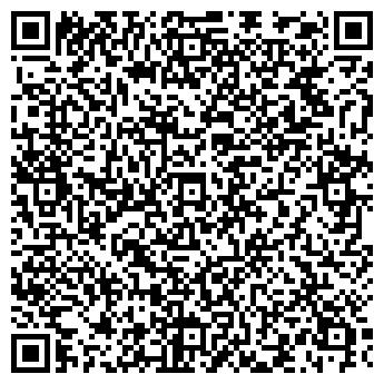 QR-код с контактной информацией организации ФВТ Украина, СПД