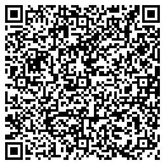 QR-код с контактной информацией организации ТД Мега, ООО